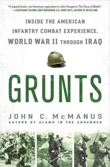 Grunts By McManus, John C.